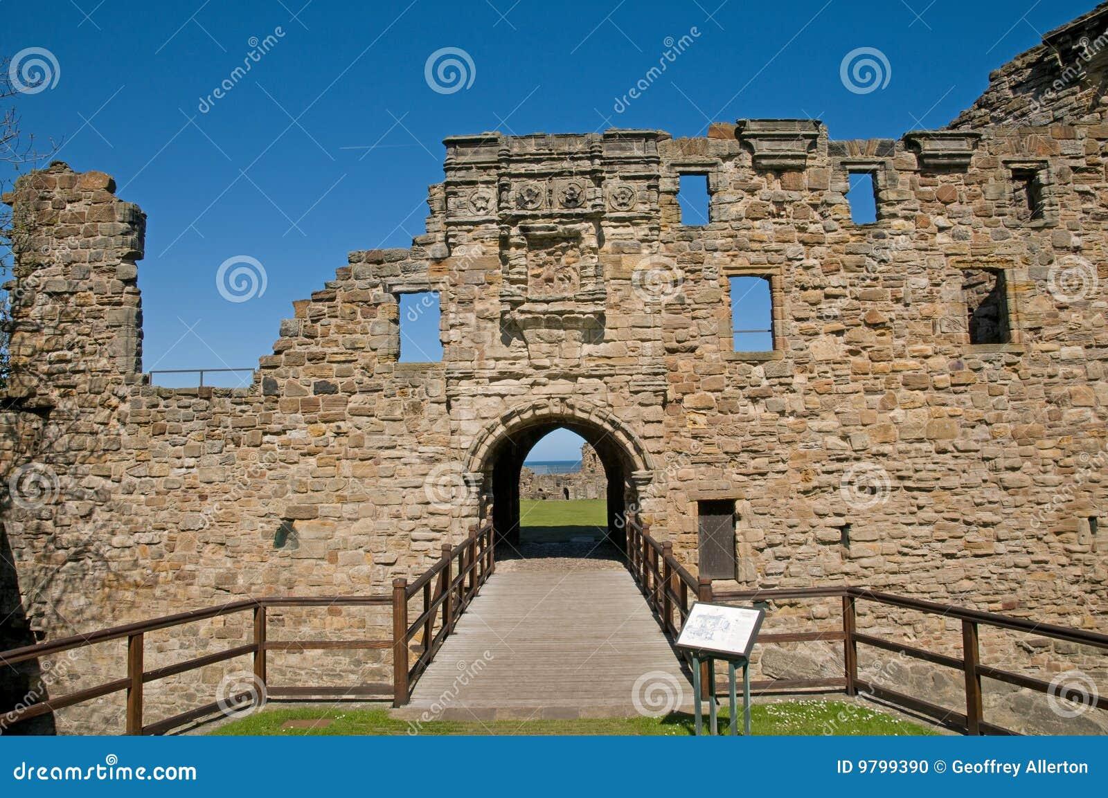 Verticale de château
