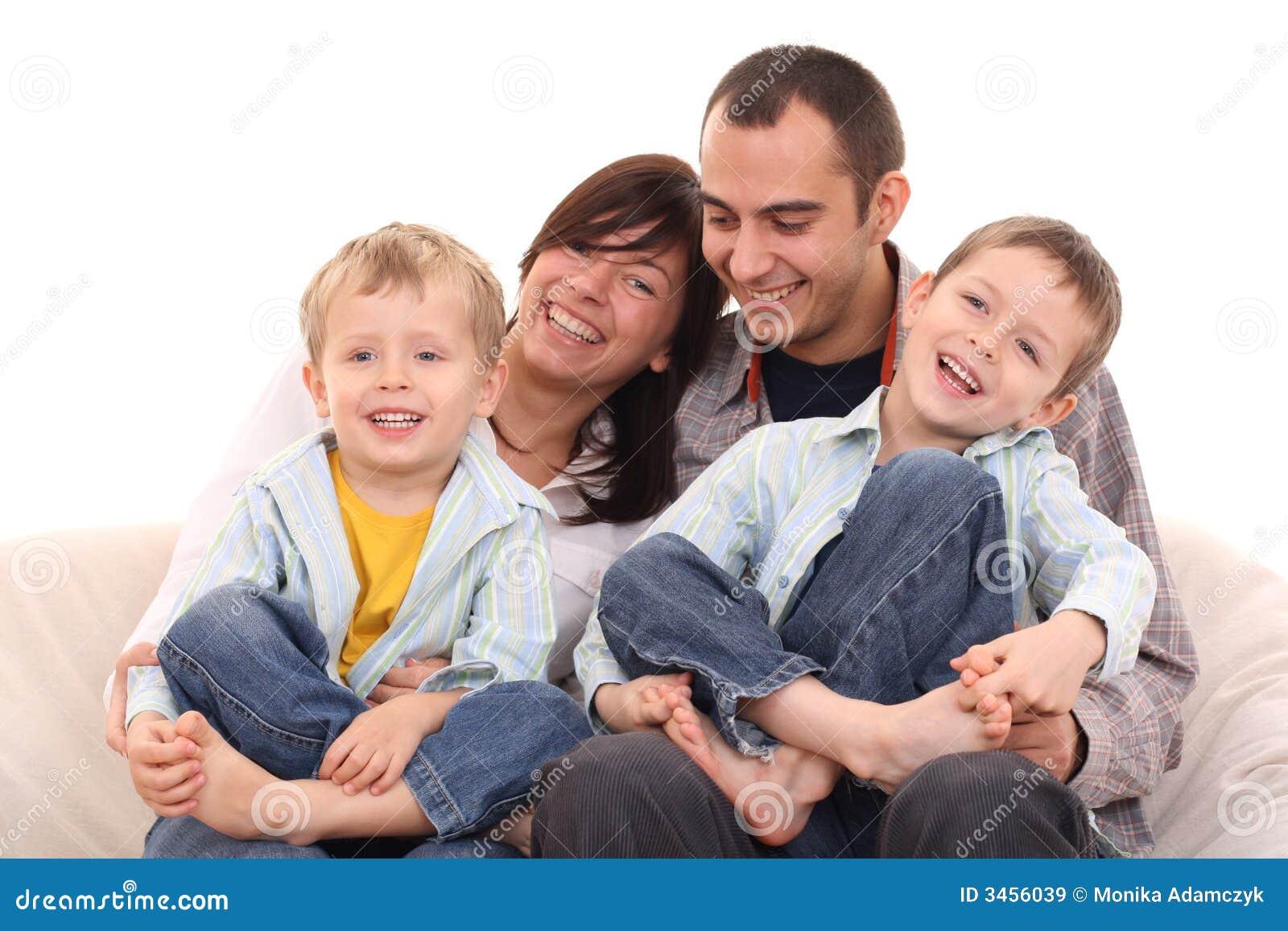 Verticale de famille