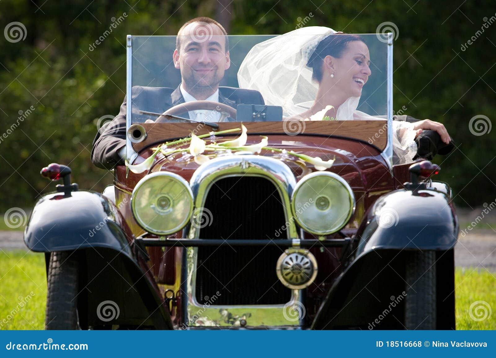Verticale des couples de mariage