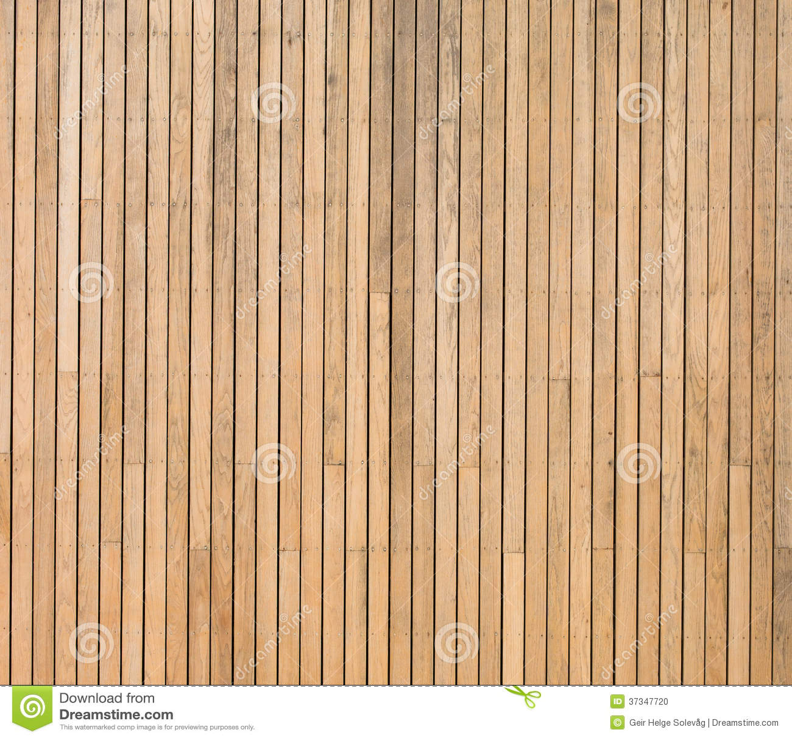 Vertikala plankor parallellt