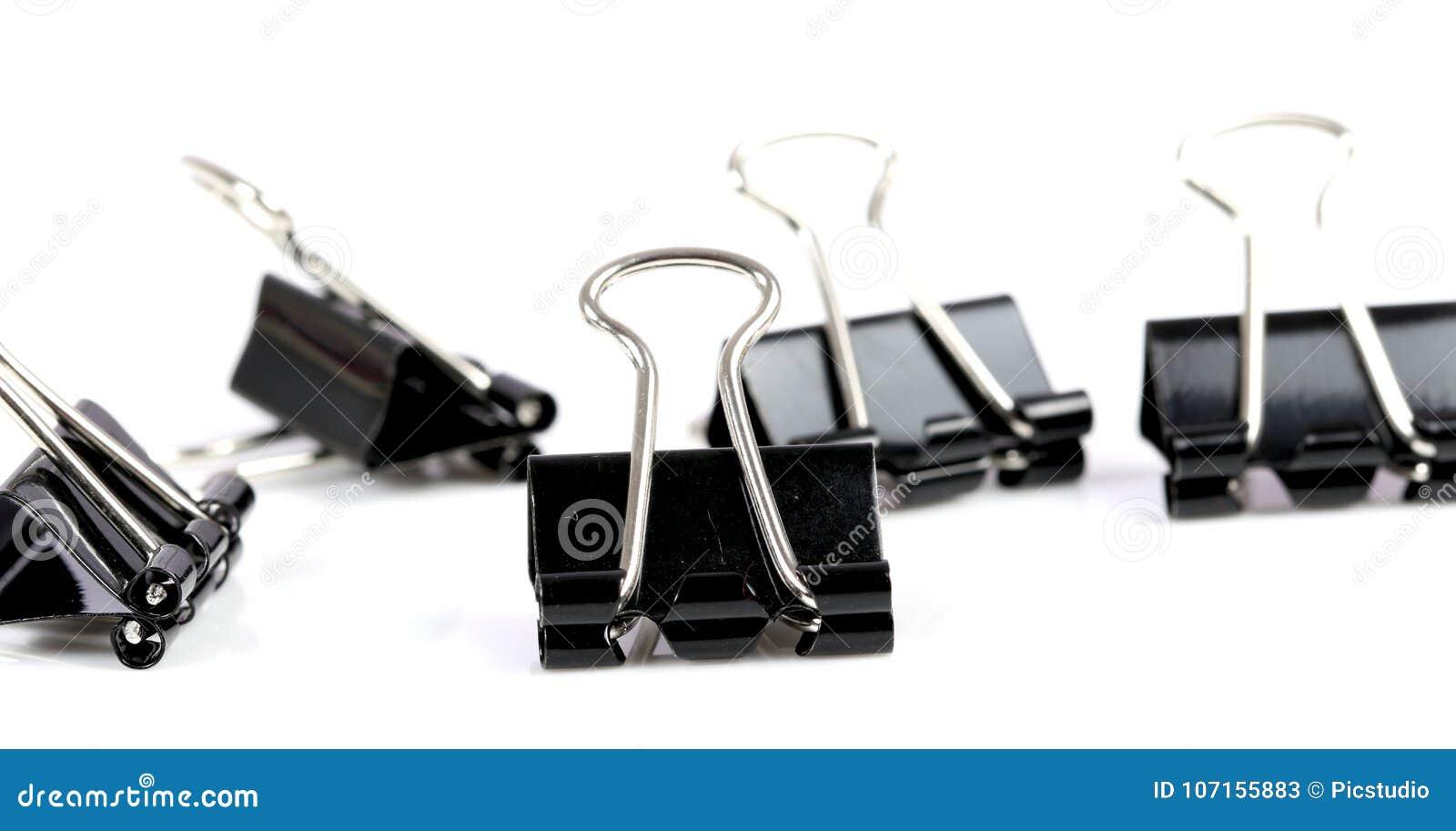 Vertikale Papierklammer