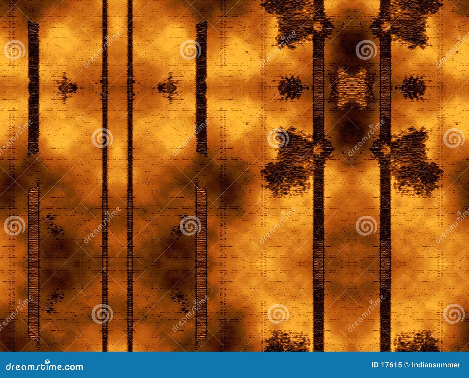 Vertikale Zeilen und Punkte des abstrakten Hintergrundes