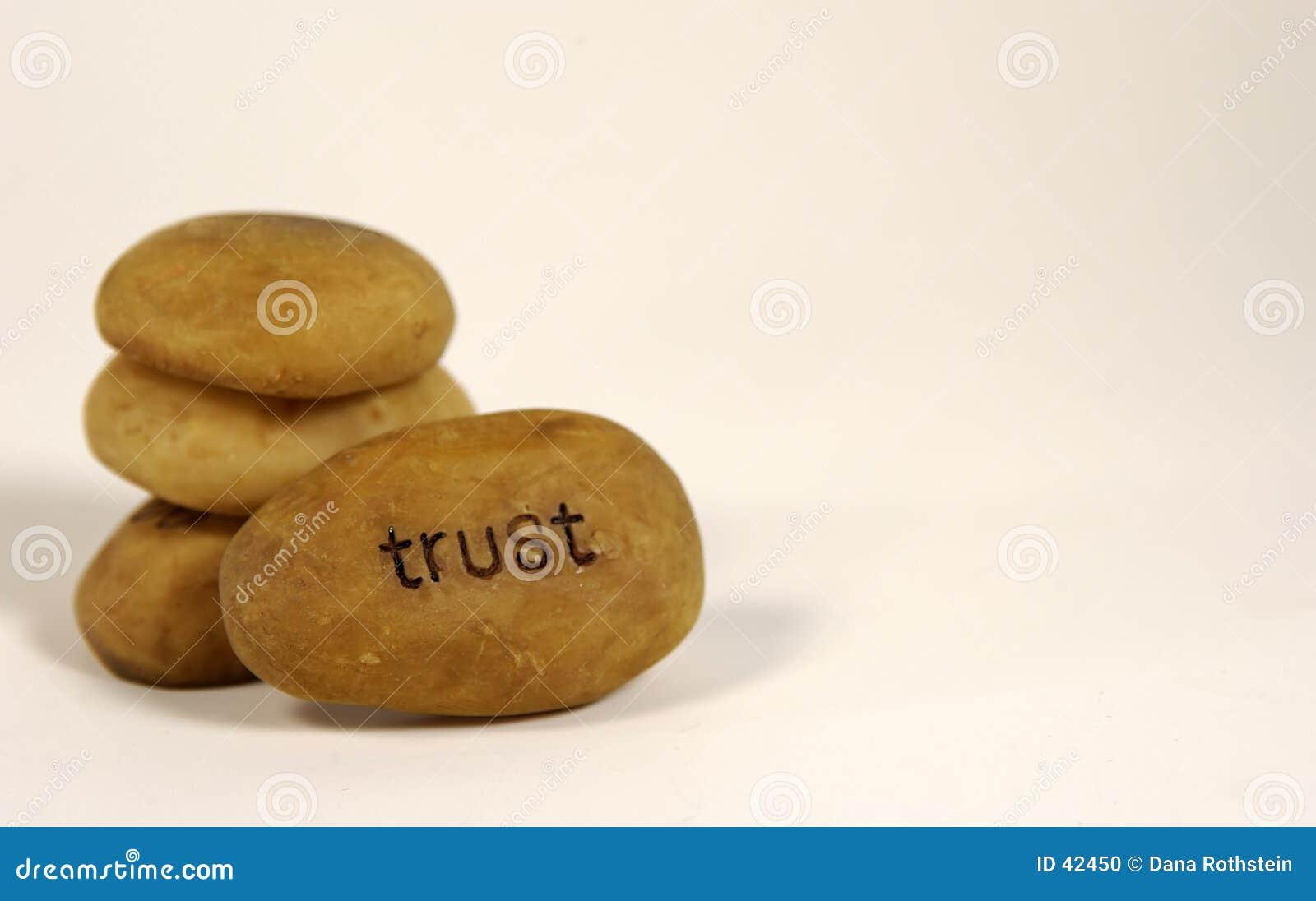 Vertrauens-Fossil