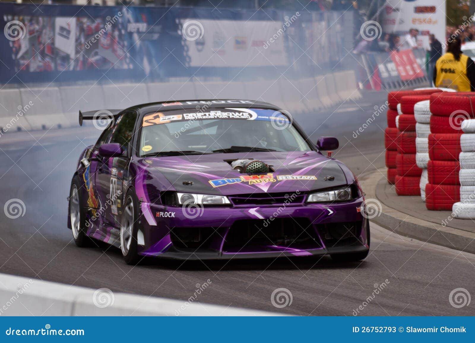 Verva Street Racing 2012 - Racing Car Editorial Stock Photo - Image ...