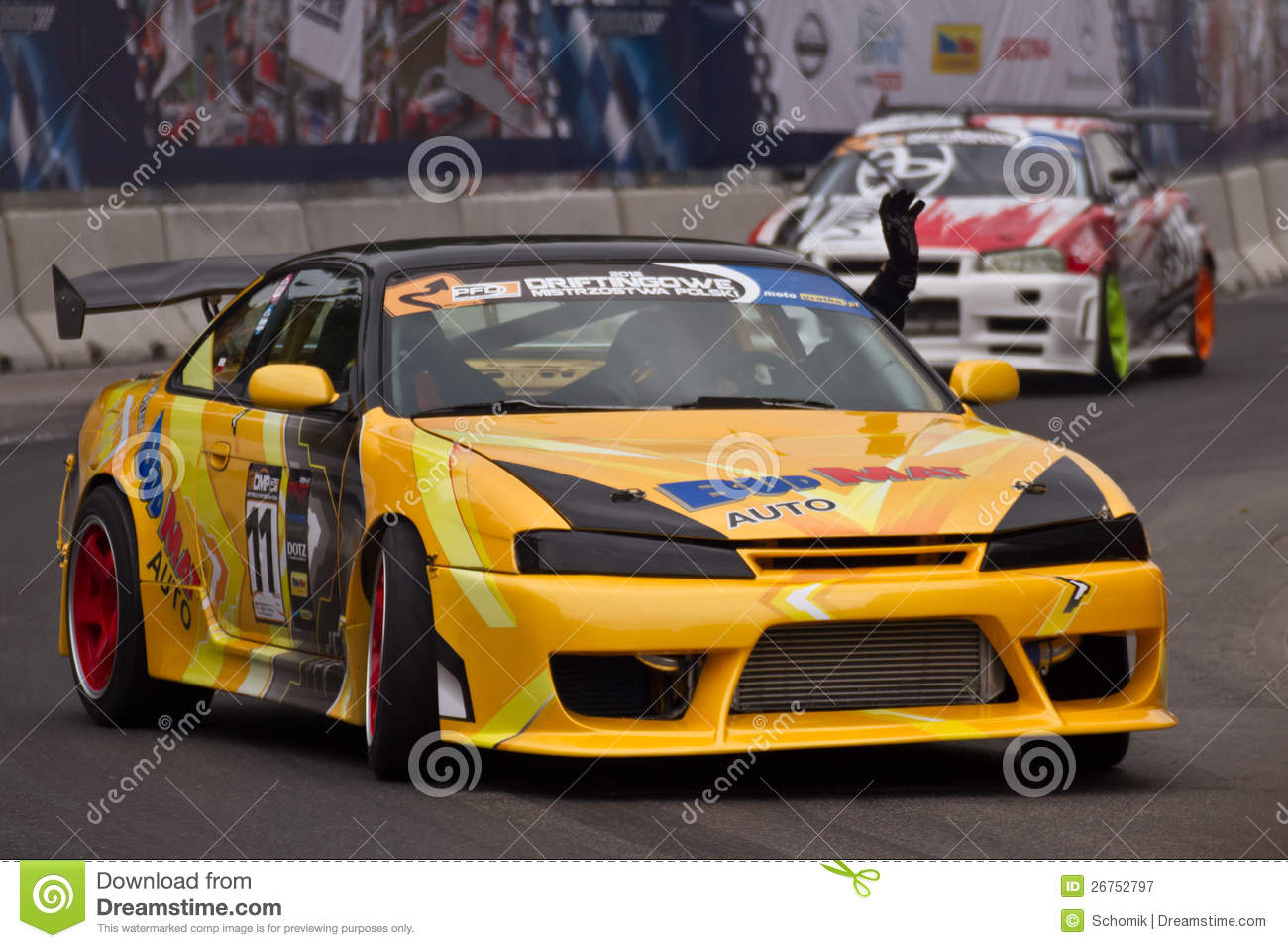 Street Car Racing: Verva Street Racing 2012