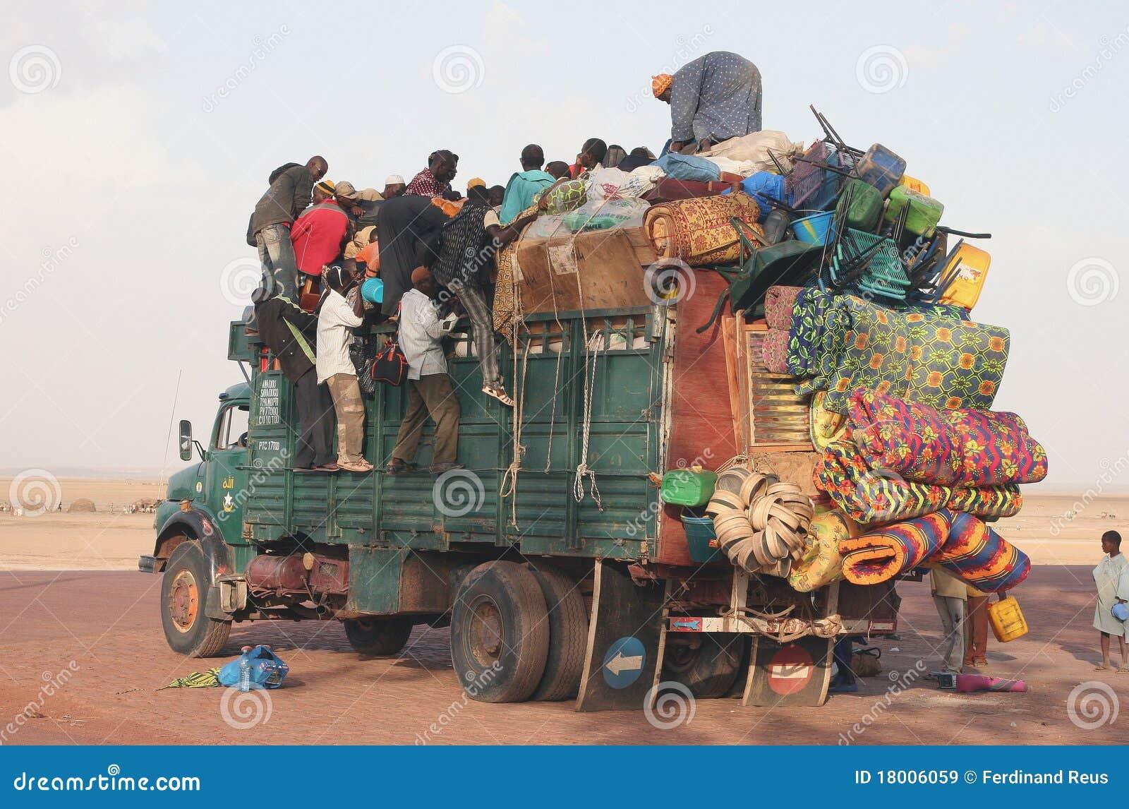 Vervoer in Afrika
