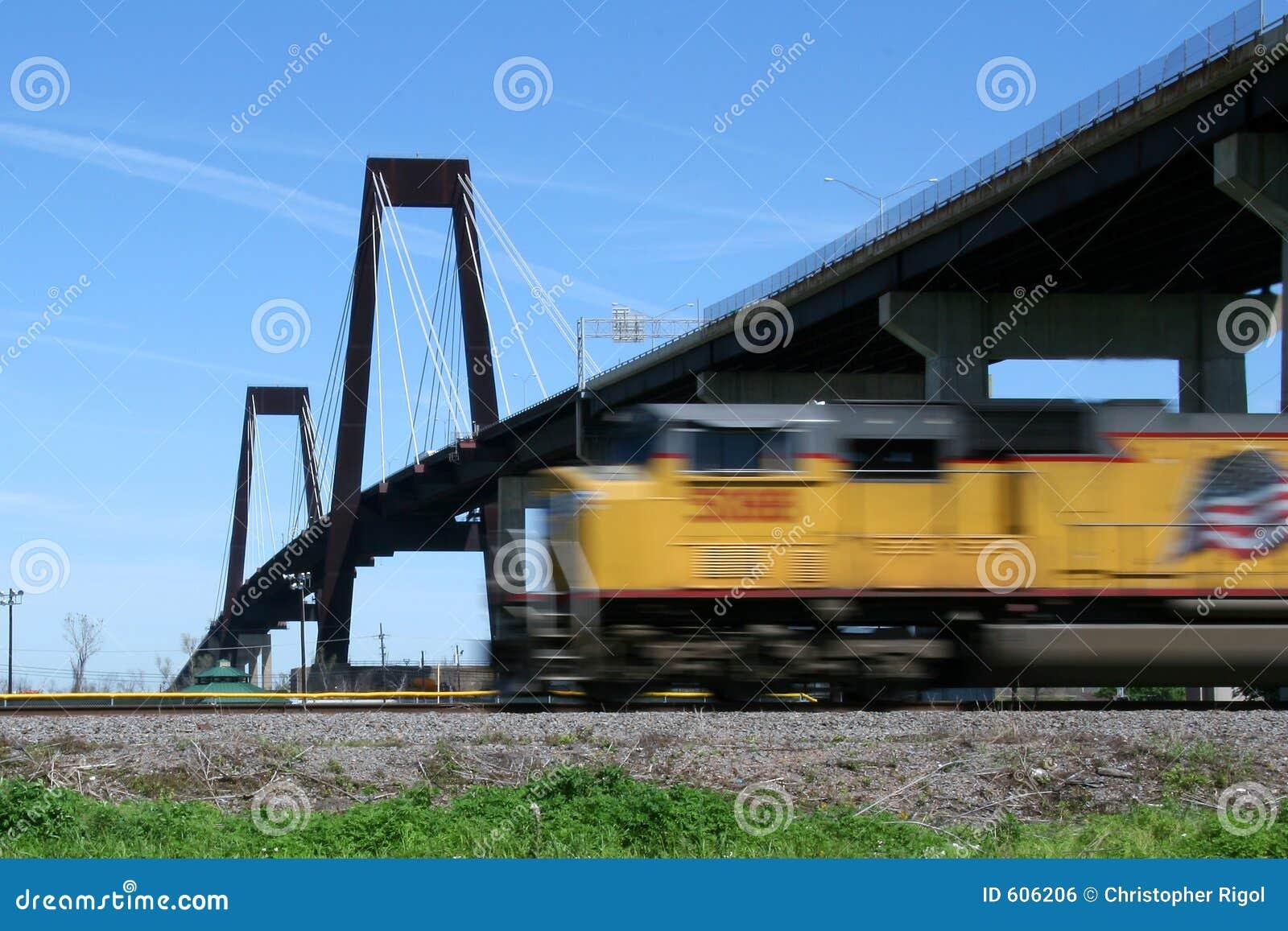 Vervoer over en onder