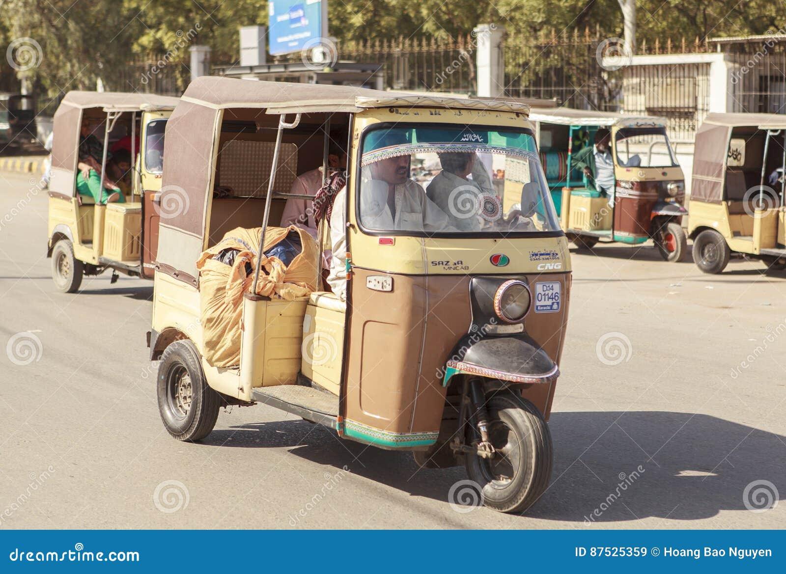Vervoer in Pakistan