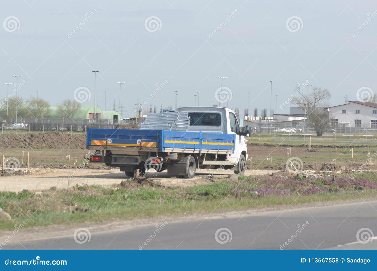 Vervoer van zware lading