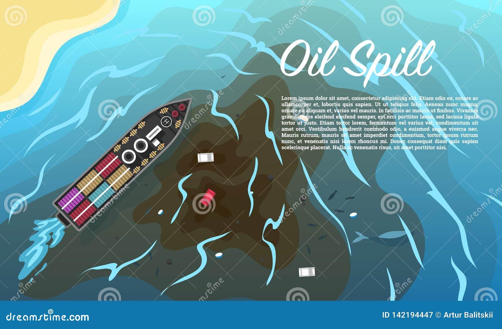 Vervuild Strand in Chonburi, Thailand ecologische crisisfoto Ecologisch problemen Vuil Oceaanwater Gesloopte schip, vissersboot e