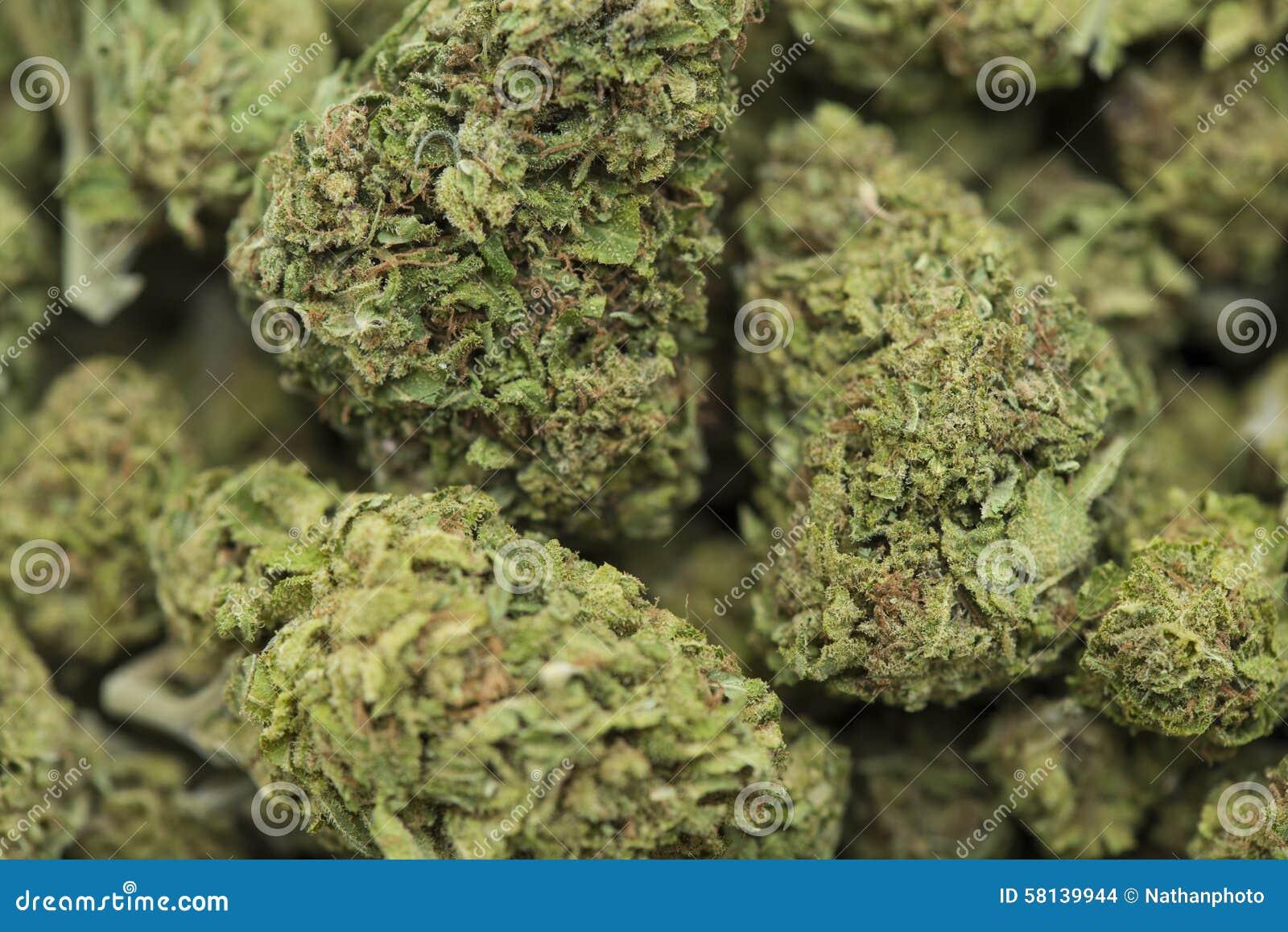 Verwerkte medische marihuana