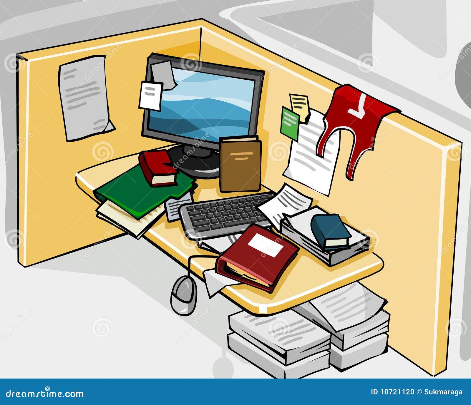 Chaotischer schreibtisch  Chaotischer Schreibtisch | saigonford.info