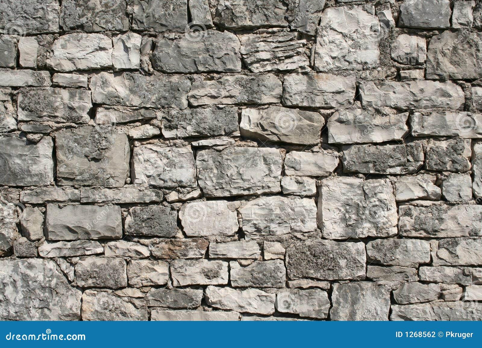 Verwitterte steinwand stockfotografie bild 1268562 - Graue steinwand ...