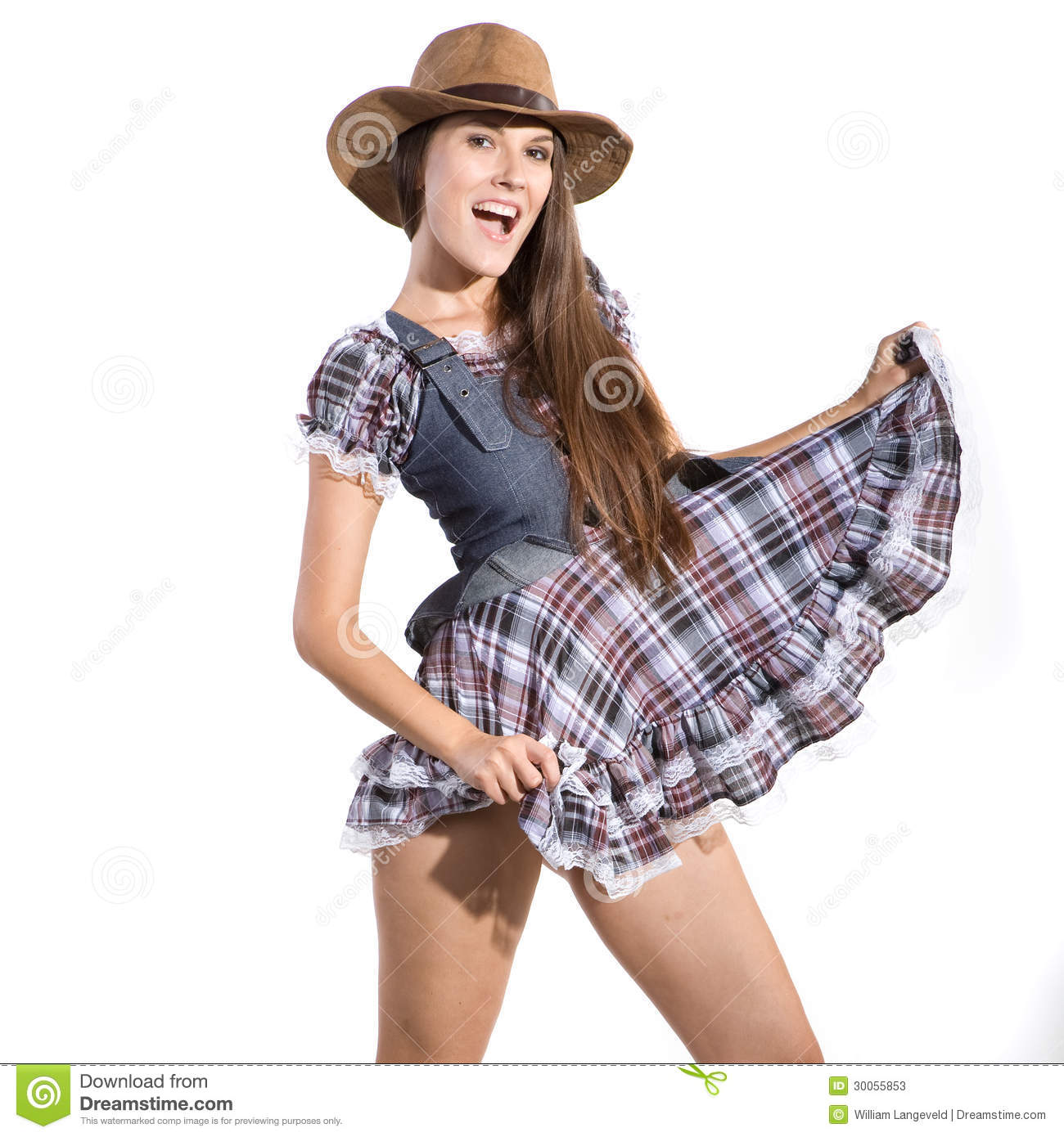 country western girls nude