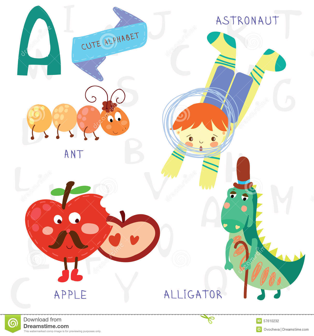 Letter Animals Starting With C