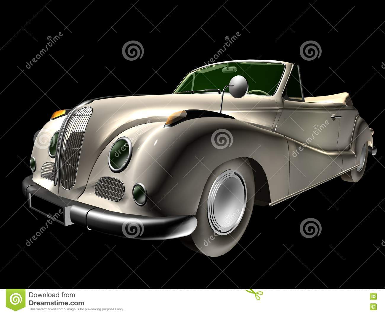 Expensive Car For Sale Or Gift Royalty Free Stock Image: Very Expensive Car Stock Images
