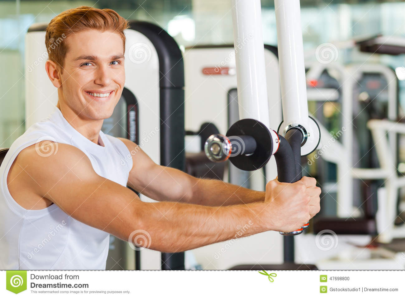 It Is Very Important To Stay Fit. Stock Photo - Image ...