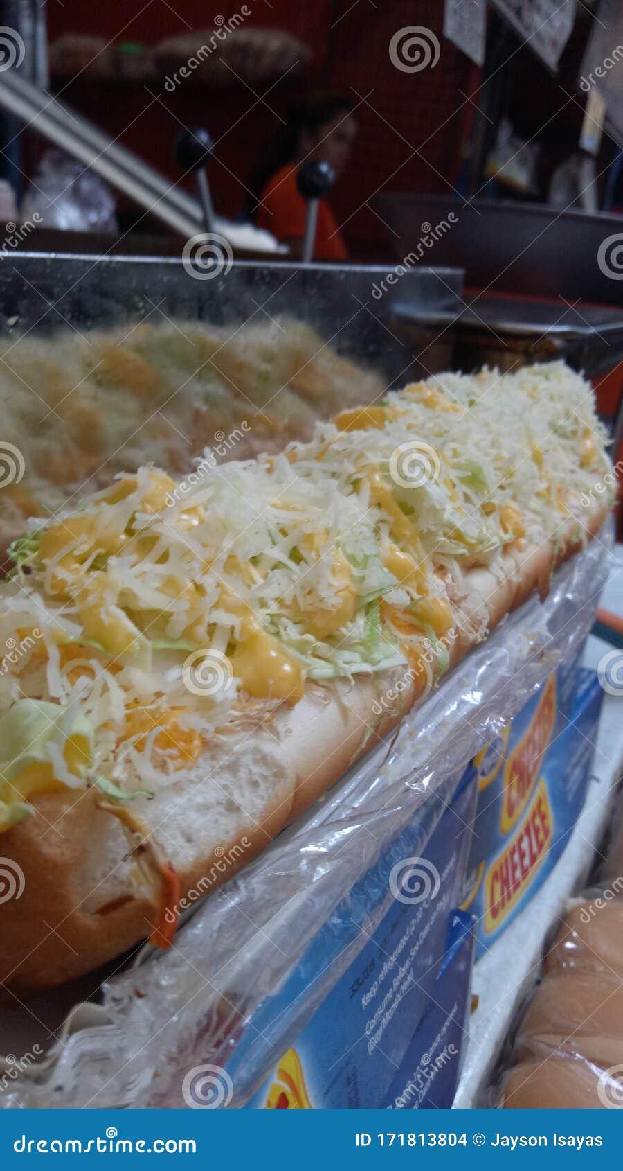 Very Long Cheese