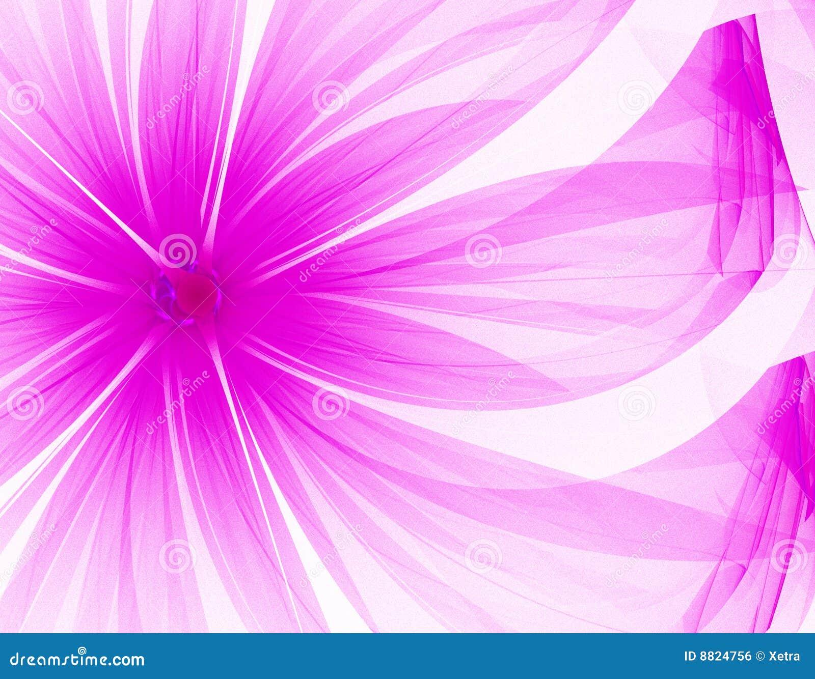 Very Nice Purple Flower Royalty Free Stock Image