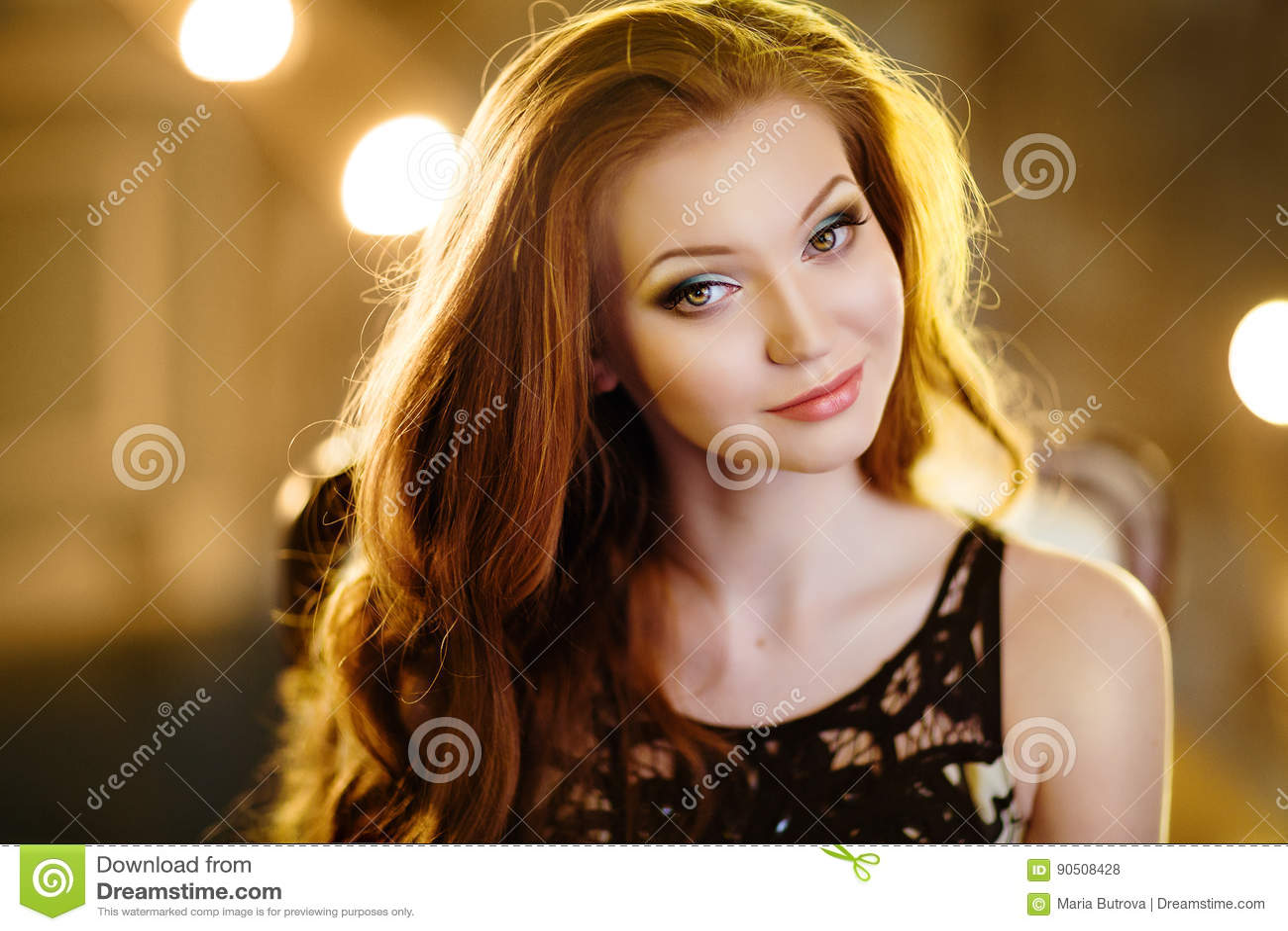 very nice girl photo