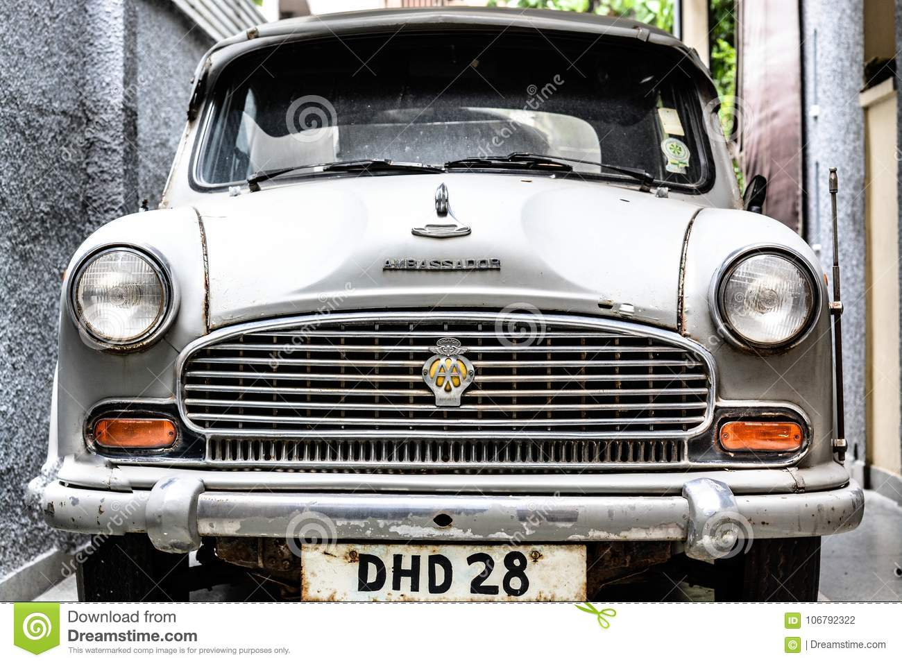 Vintage Cars Droven Br Ruthrford Editorial Photography - Image of ...