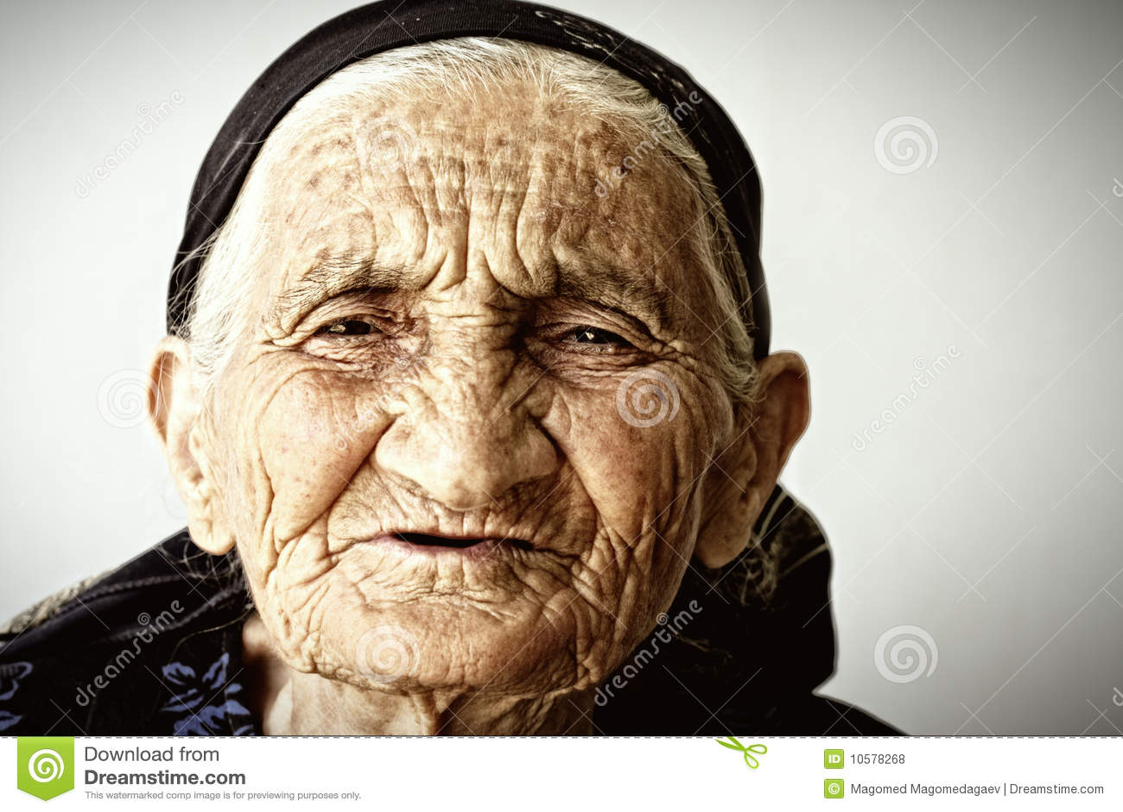 Фото очень пожилых дам 3 фотография