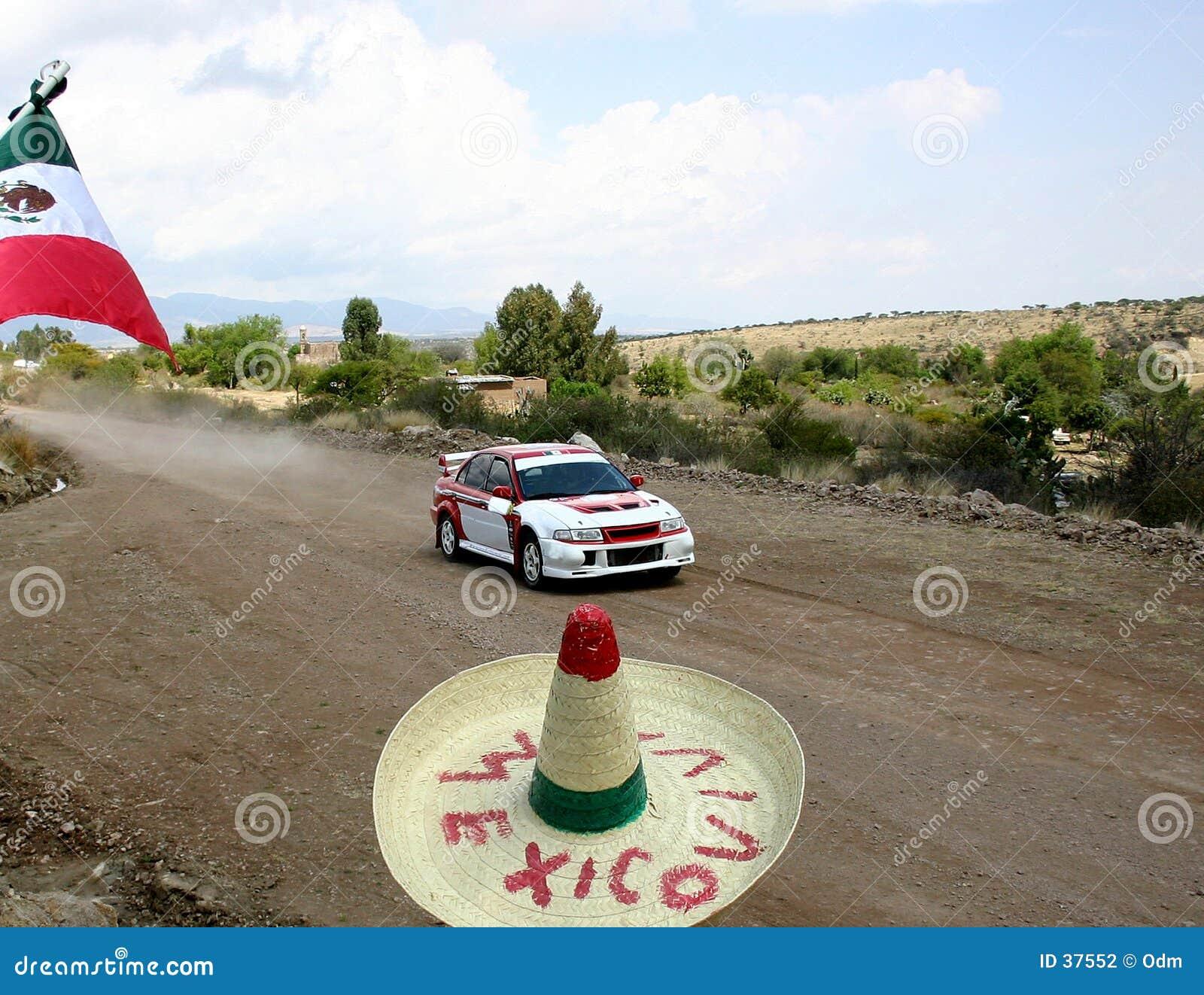 Verzameling Mexico WRC 2004