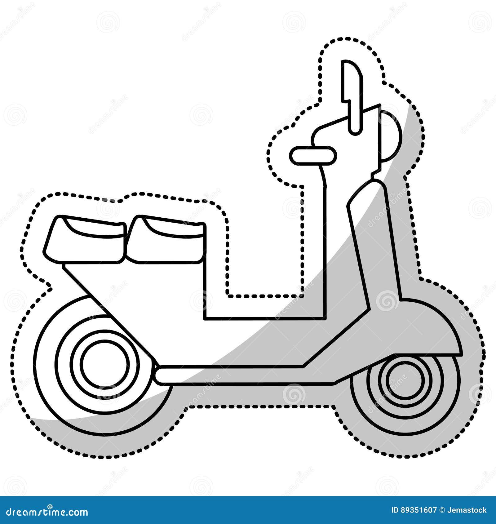 vespa car wiring diagram database Verucci Wiring Diagram vespa scooter transport delivery cut line stock illustration blown vespa car vespa car