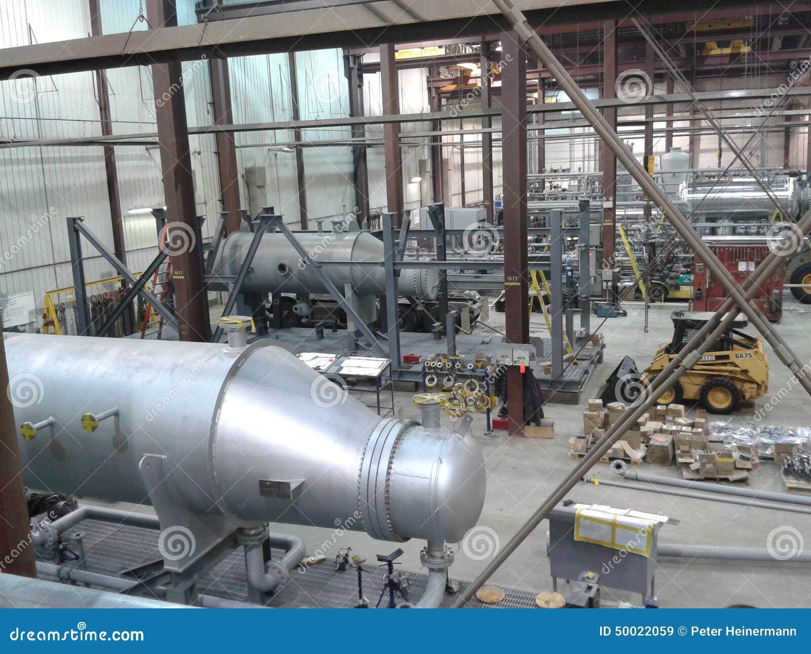 pressure vessel fabrication process pdf