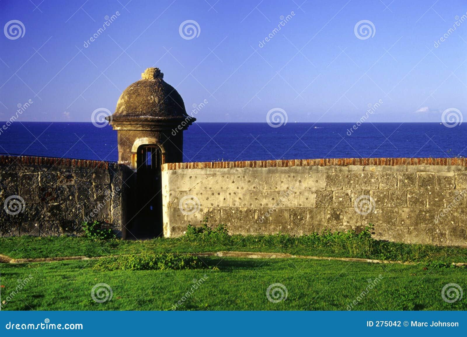 Vestingwerk, Oud San Juan