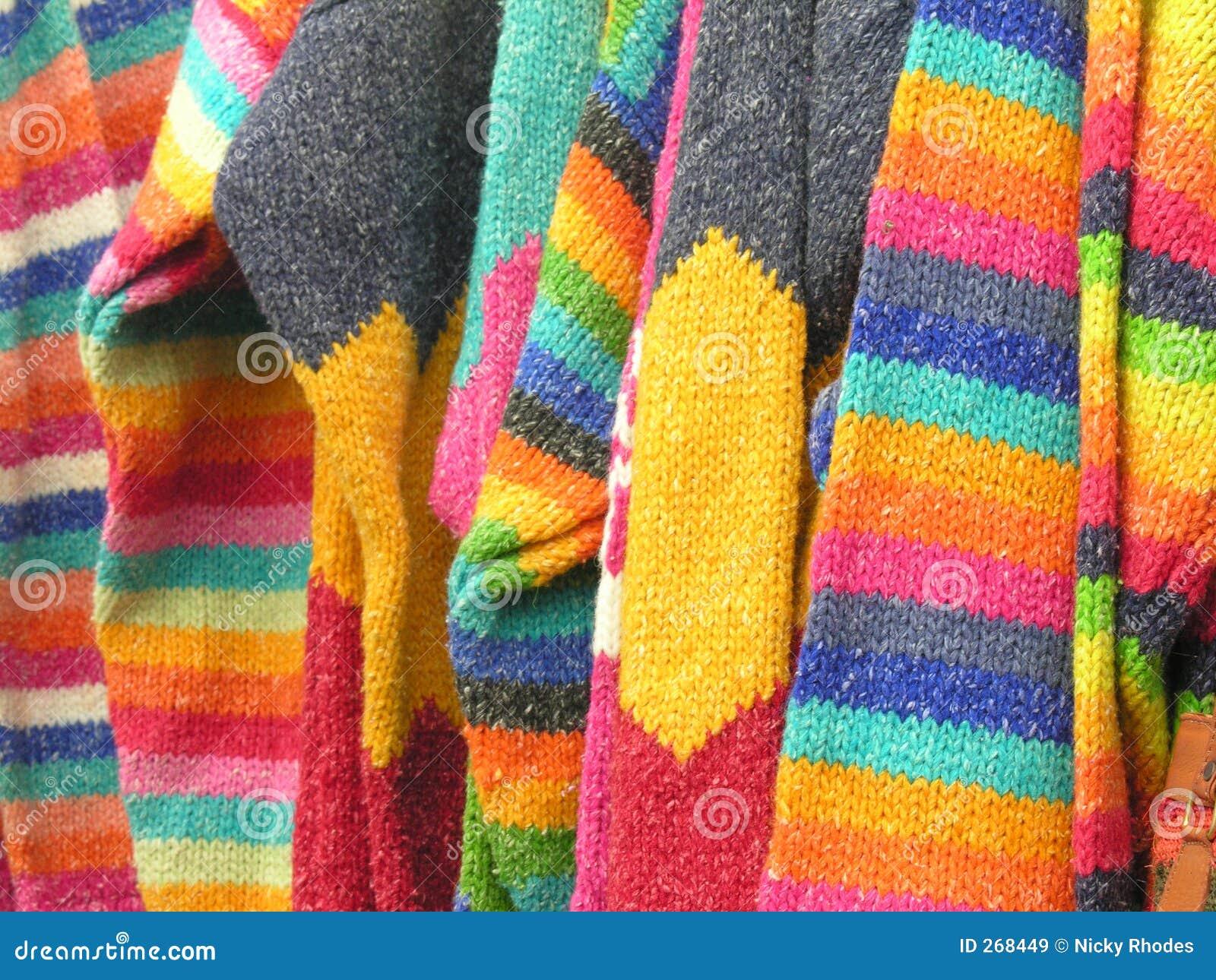 Vestiti Colourful