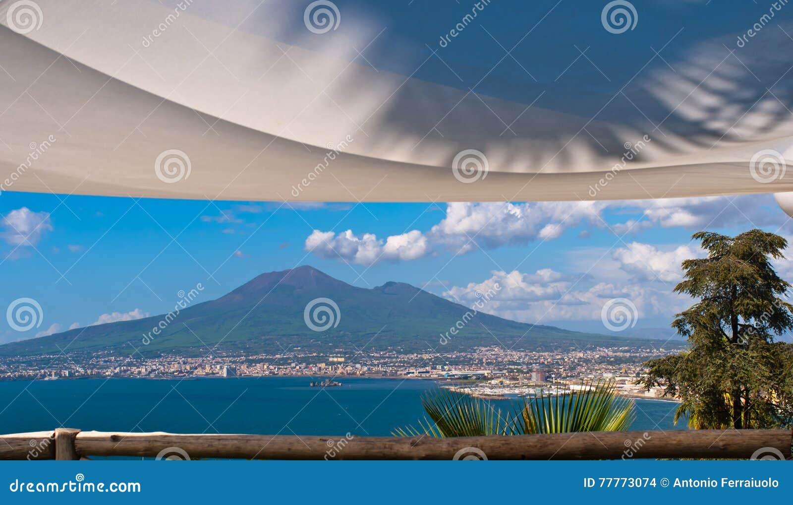 Vesuvius Sypialny gigant