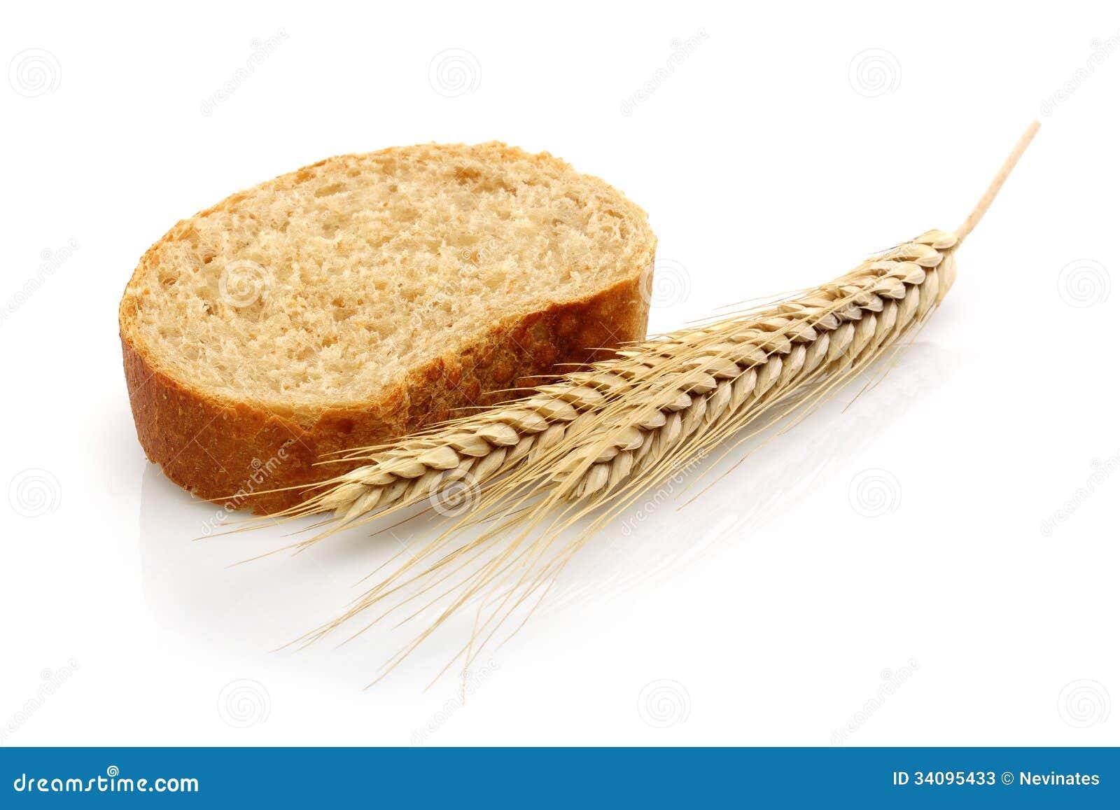 Vetebröd och vete