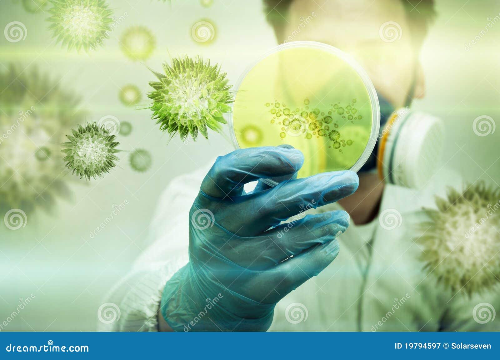 Vetenskaperna om olika organismers beskaffenhet
