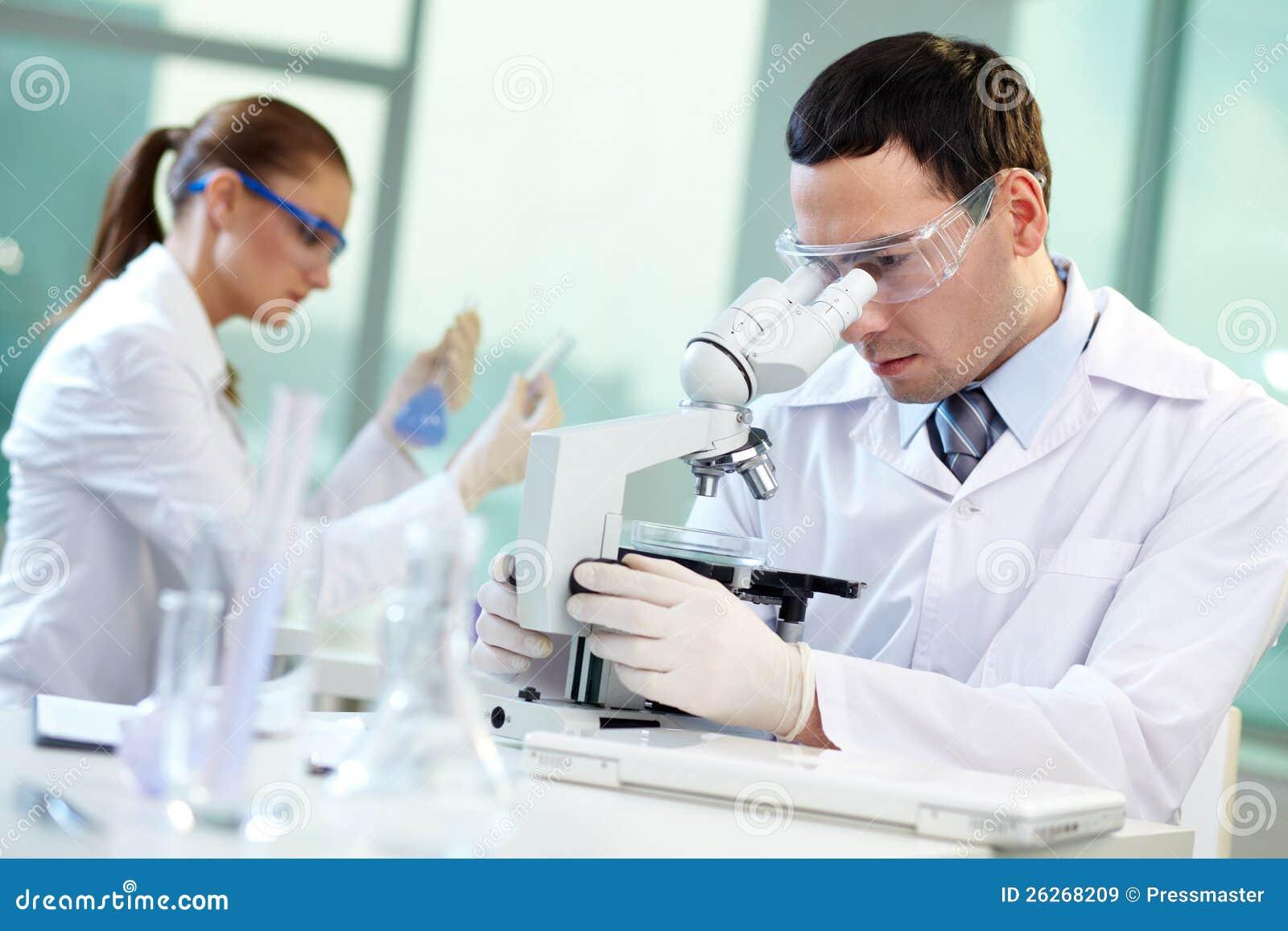 Vetenskaplig forskning