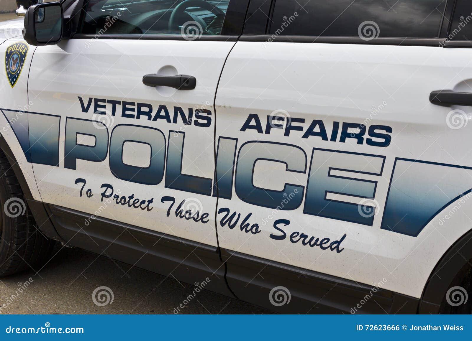 Veterans Affairs Police At The Roudebush Va Medical Center I