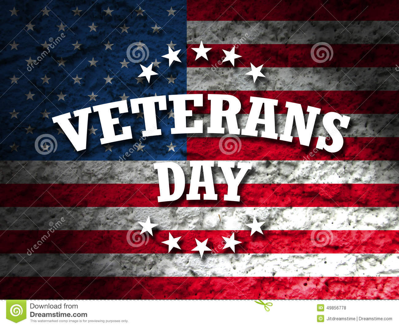 Veterans day stock photo image of states america forces 49856778 veterans day greeting card american flag grunge background m4hsunfo