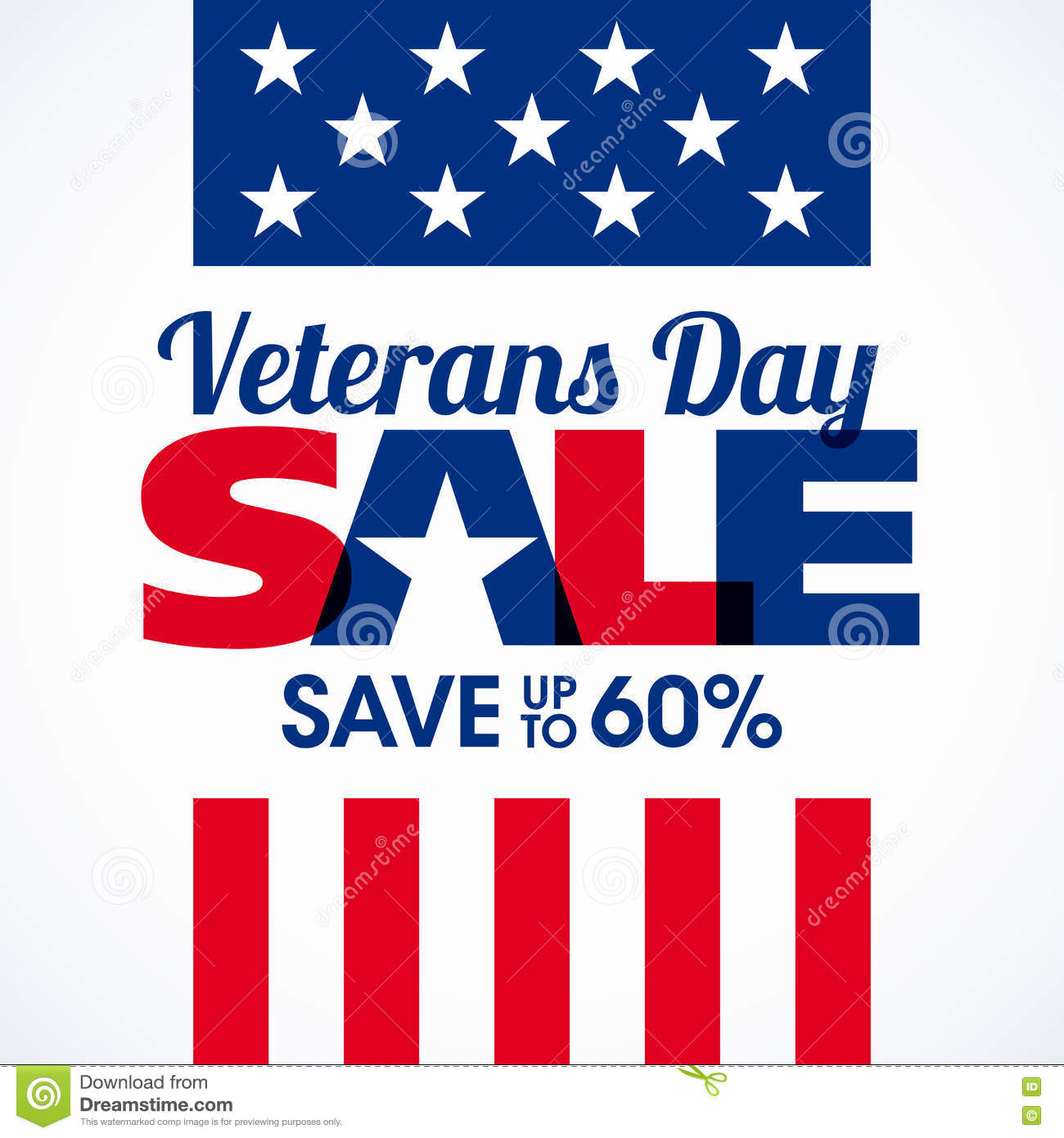 veterans day banner or poster template stock vector image veterans day banner or poster template