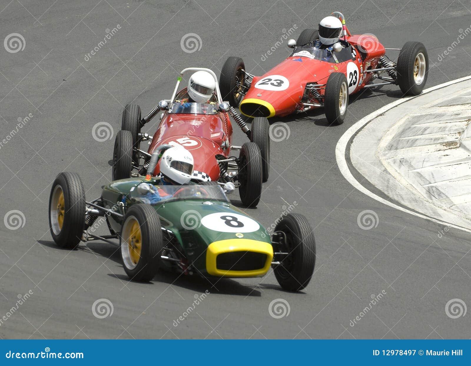 1962 Lotus 22 Formula Junior Car Editorial Stock Photo - Image of ...