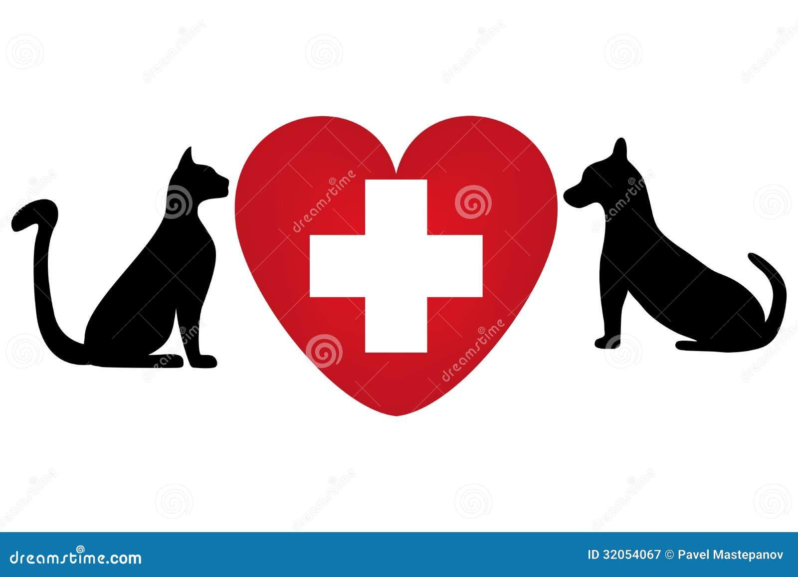 Veterinary symbol stock vector illustration of silhouette 32054067 veterinary symbol biocorpaavc Gallery