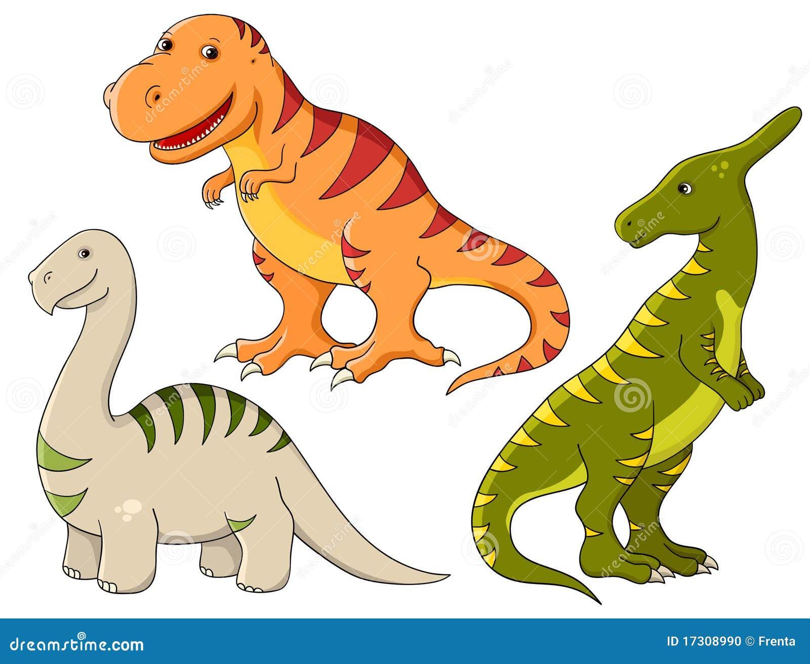 free cute dinosaur clipart