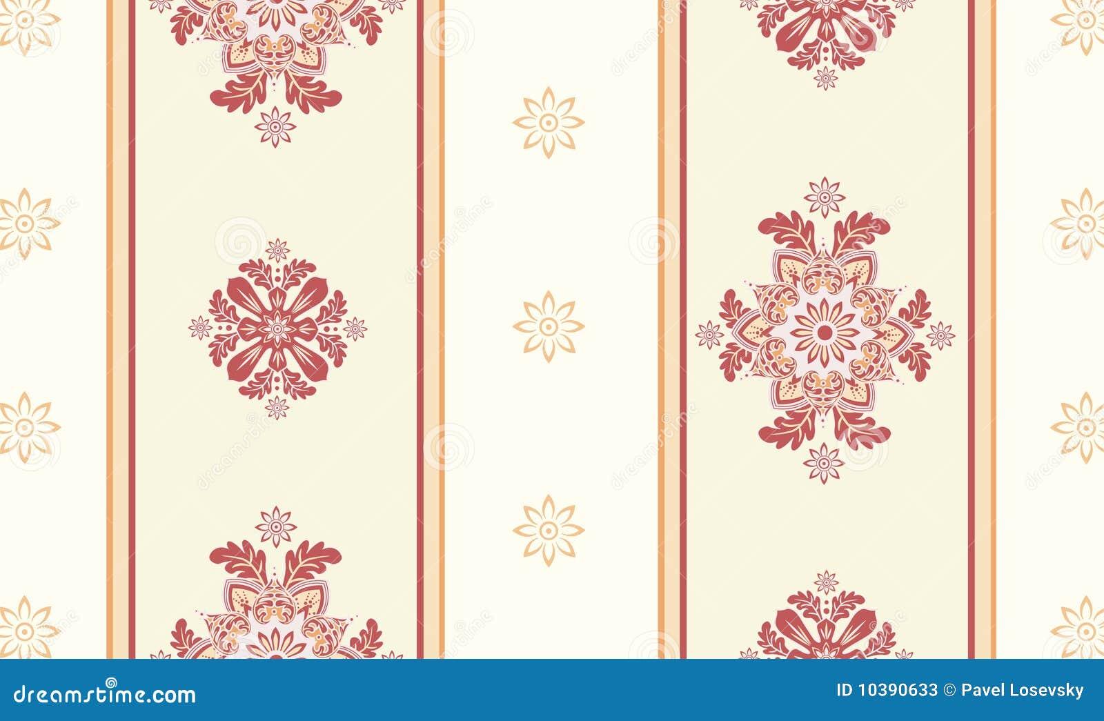 Vetor decorativo do papel de parede fotos de stock - Papel de pared decorativo ...