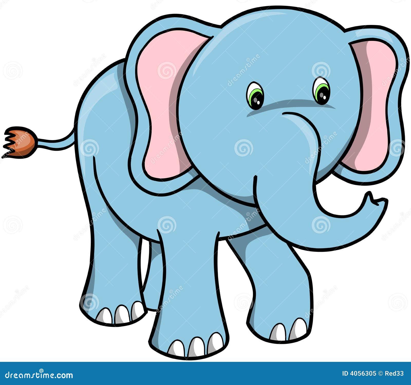 Vetor do elefante