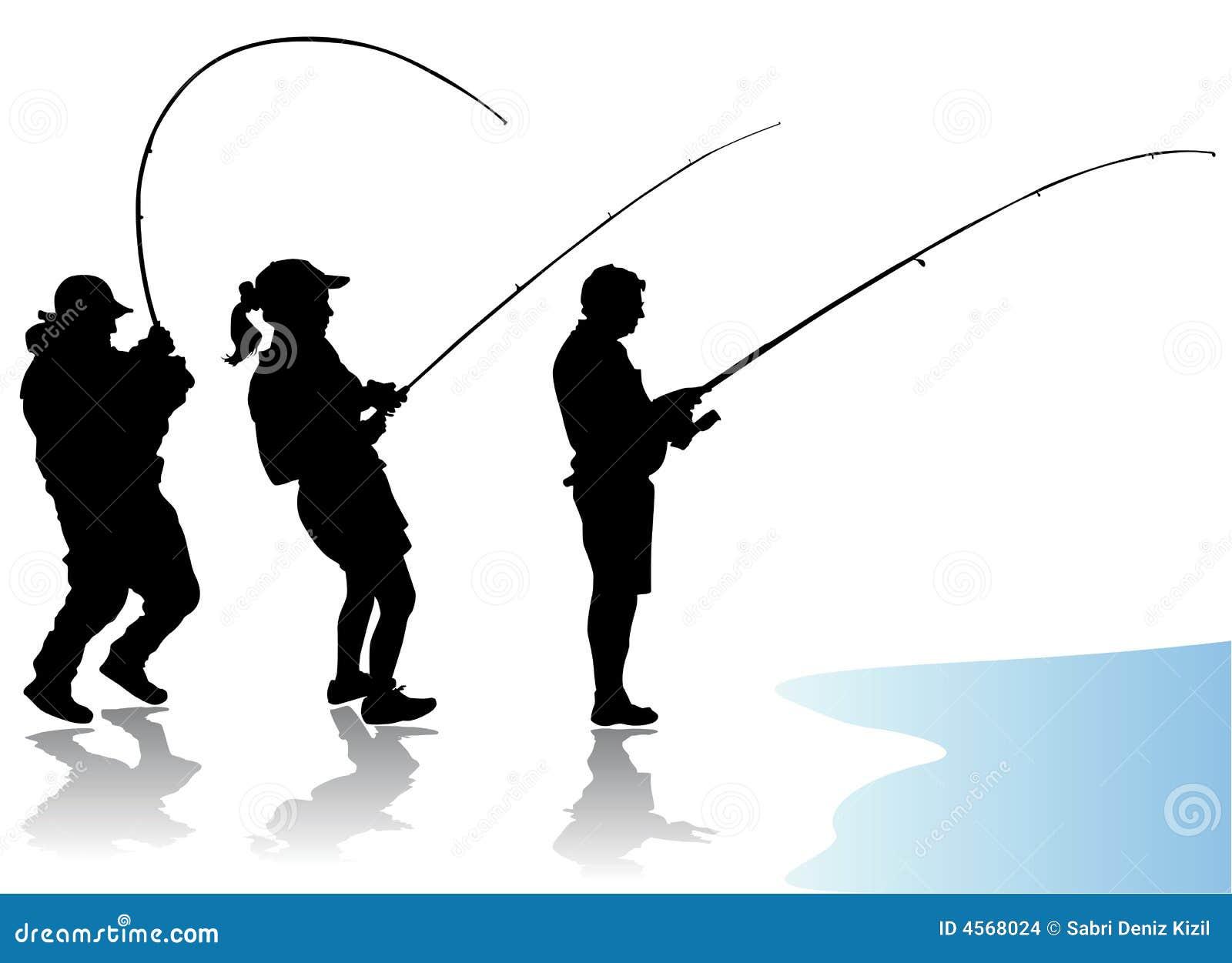 Rain Coat Clip Art Vetor Do Pescador Imag...
