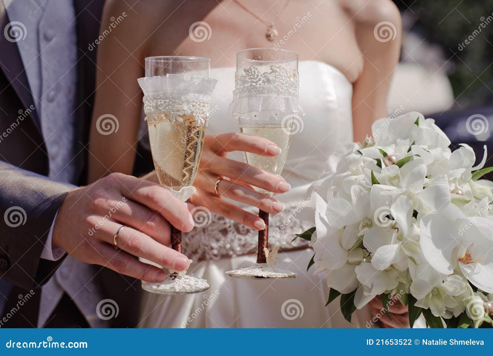 Vetri di cerimonia nuziale