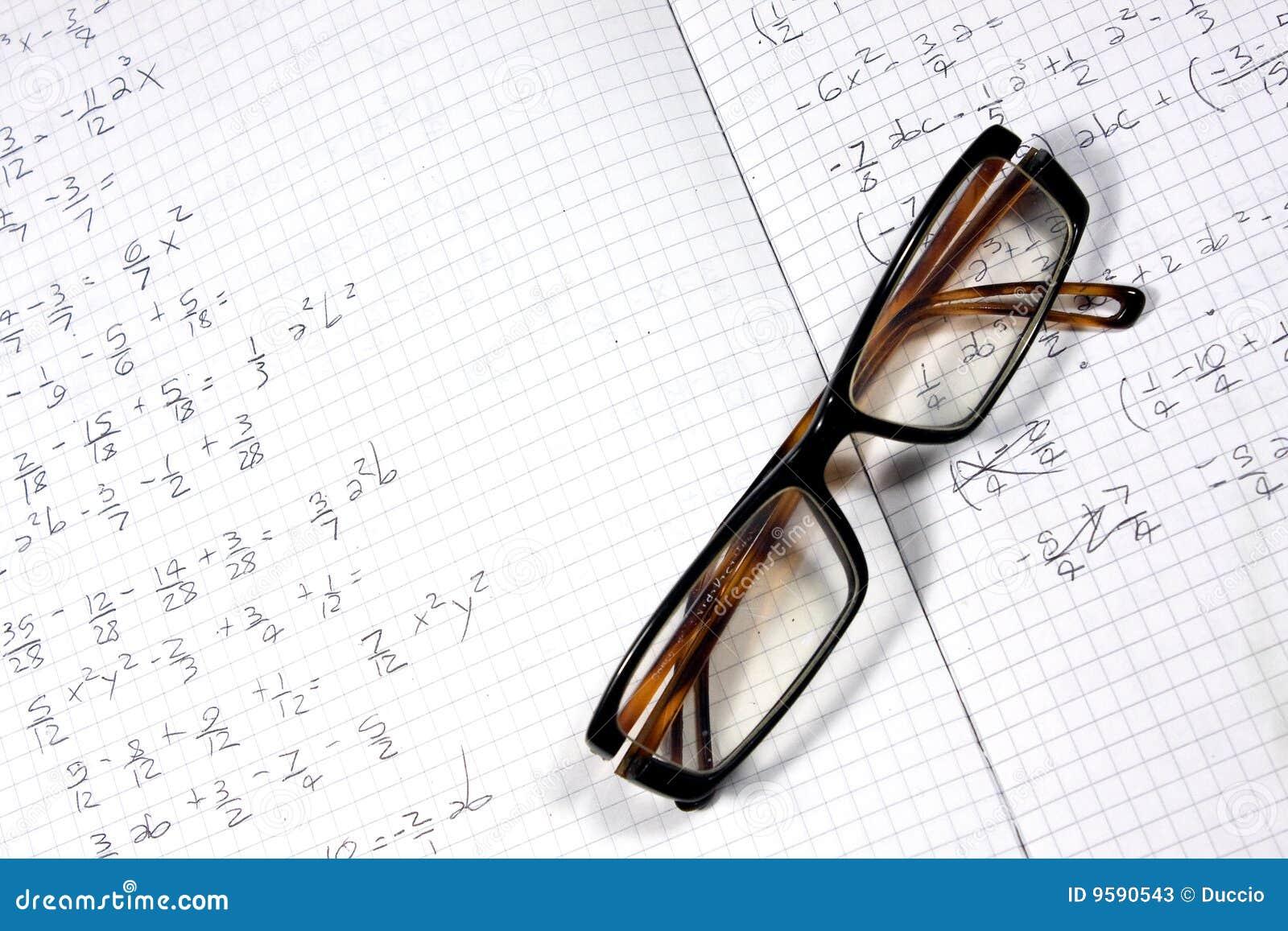 Vetri e calcoli