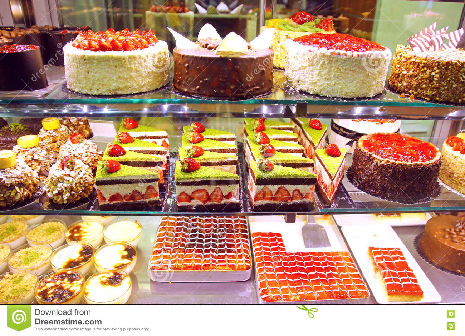Bake And Cake London