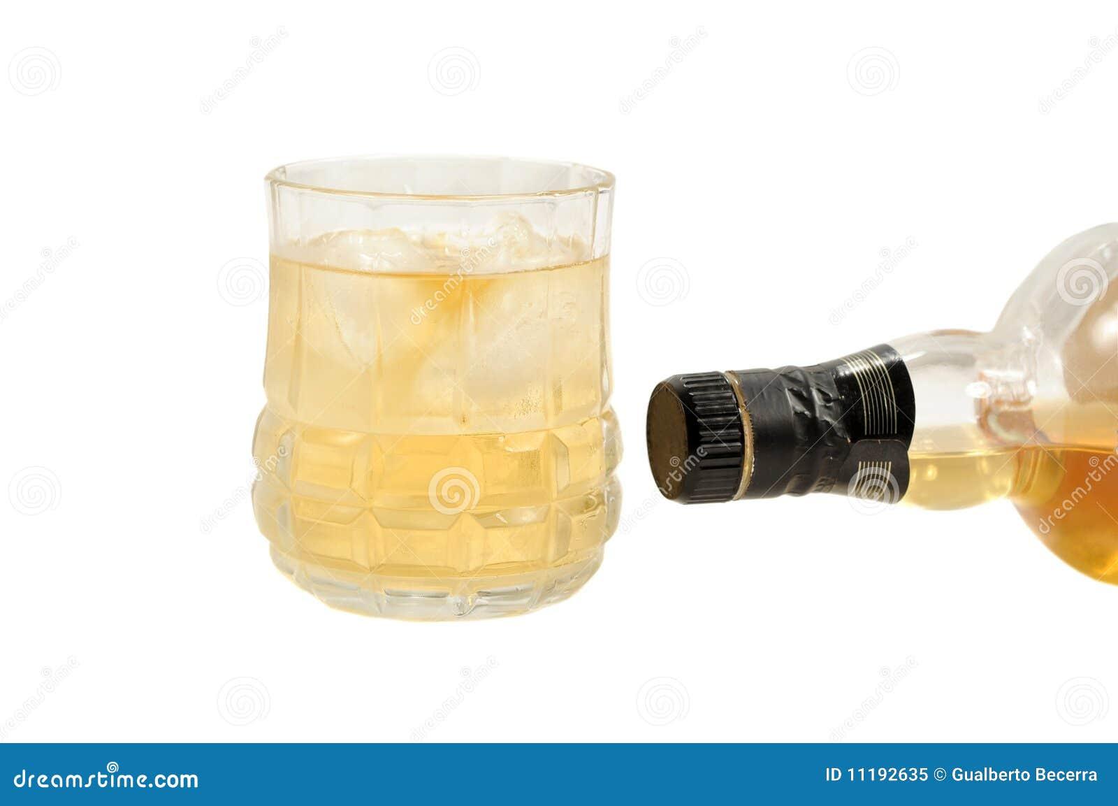 Vetro e bottiglia