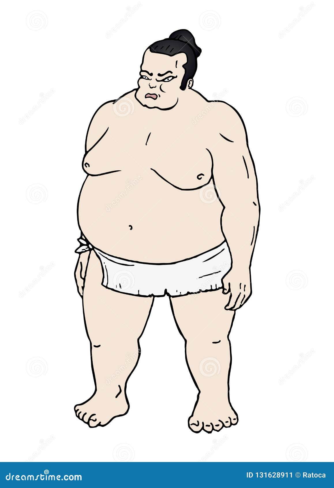 Vette Sumo-vechter