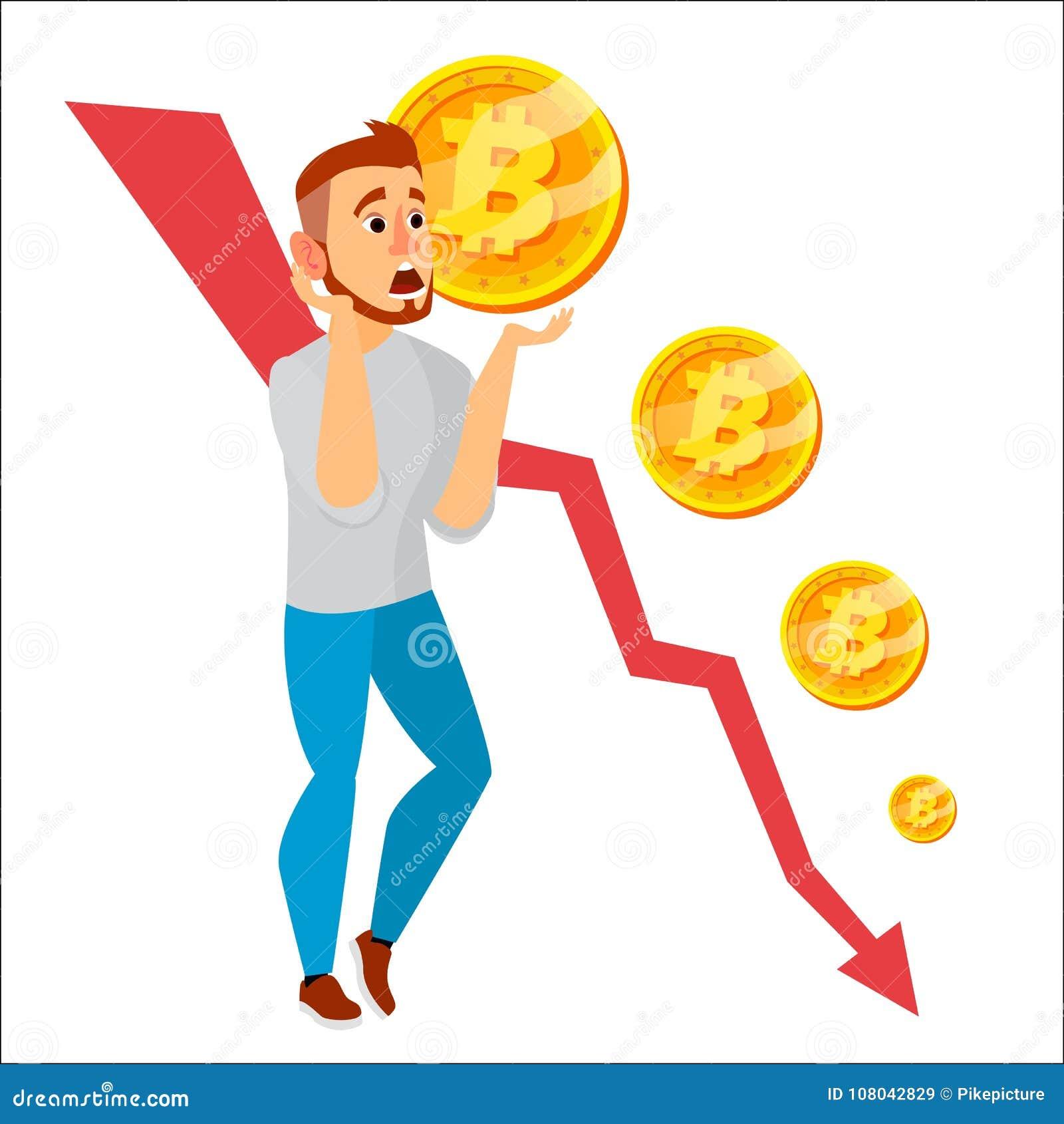bitcoin mercato va giù